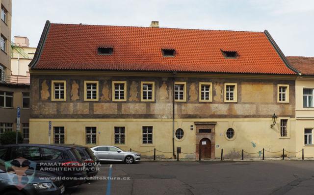 Farní škola v Jindřišské ulici, Praha-Nové Město